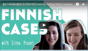 Finnish cases Lindsay Dow