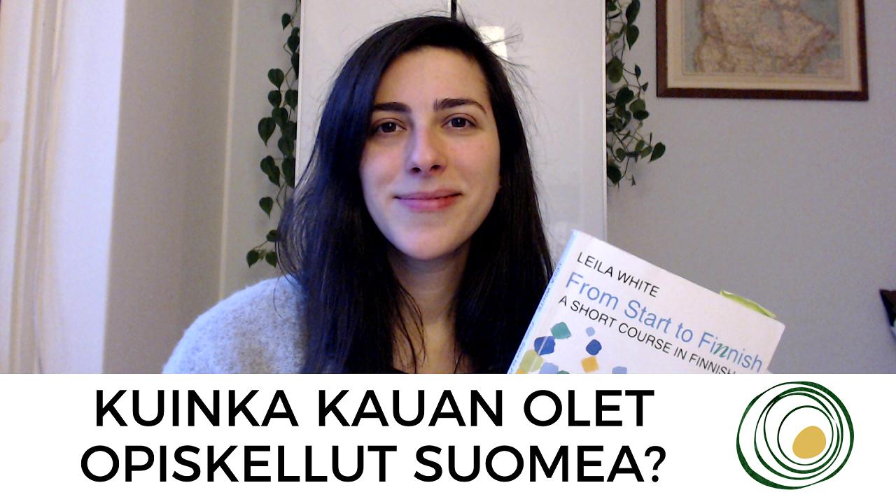 Kuinka kauan olet opiskellut suomea cover photo - EDIT