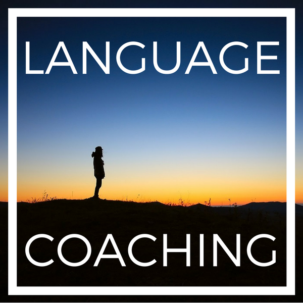 LANGUAGE COACHING - canva 600x600