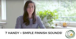 7 SIMPLE finnish sounds screenshot