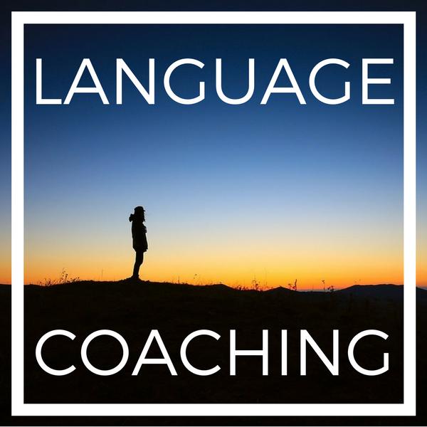 LANGUAGE COACHING - canva 600x600